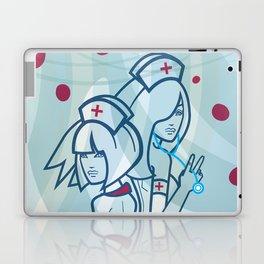 Enfermeras Laptop & iPad Skin
