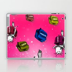 G-Cat Bounce Laptop & iPad Skin