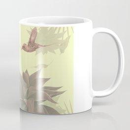 Tropical Hummingbirds Coffee Mug