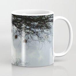 The sky of Kenya Coffee Mug