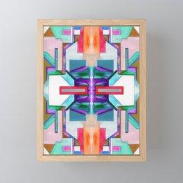 十三 (Shísān) Framed Mini Art Print