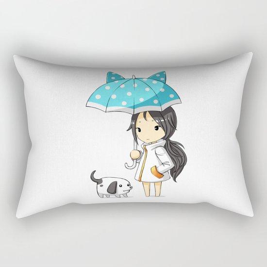 Stroll Rectangular Pillow