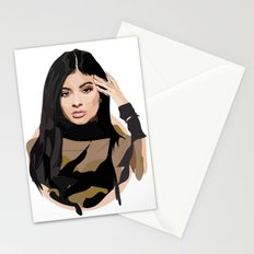 King Kylie Stationery Cards