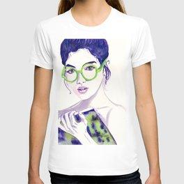 Clio; Musae of History T-shirt