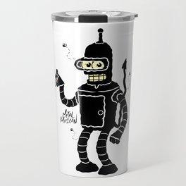 Bender x Luci Travel Mug