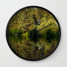 Waterside Reflections pt.2 Wall Clock