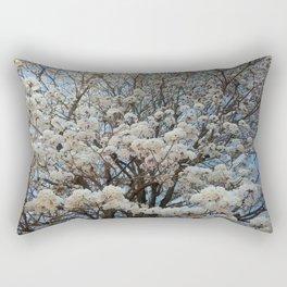 Bridal Veil Rectangular Pillow