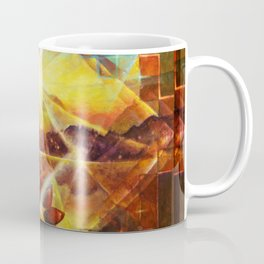 Eagle Boy and the Dawning of a New Day Coffee Mug