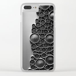 Keeping it Steamy Clear iPhone Case