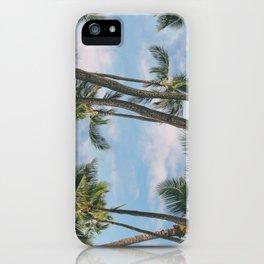 palmy iPhone Case