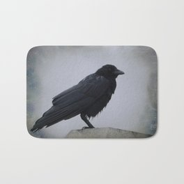 Wet Crow Bath Mat