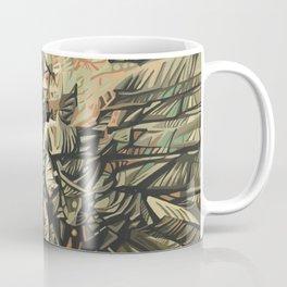 native american portrait Coffee Mug