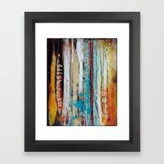 Visceral Framed Art Print