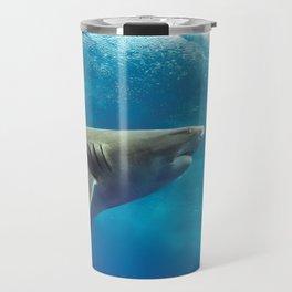 Lemon Shark Rising Travel Mug