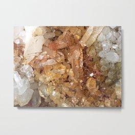 mines. Metal Print