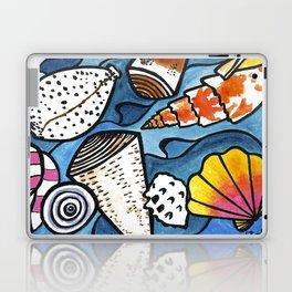 Lots of Lovely Shells  Laptop & iPad Skin