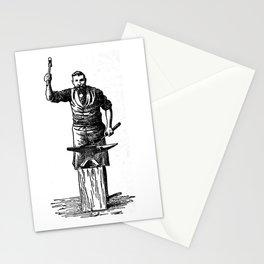 Blacksmith Stationery Cards
