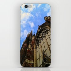 Up to the Clouds iPhone & iPod Skin