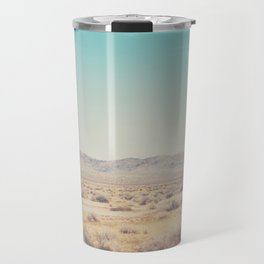 in the distance ... Travel Mug