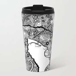 Soul Singer Metal Travel Mug