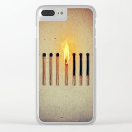 unordinary Clear iPhone Case