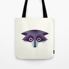 The Raccoon Tote Bag
