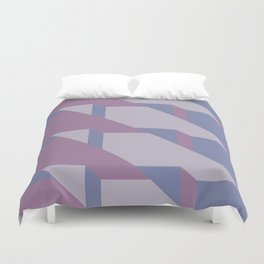 Lavender Way #society6 #lavender #pattern Duvet Cover