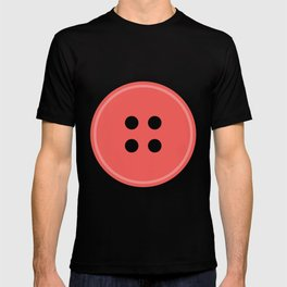 #63 Button T-shirt