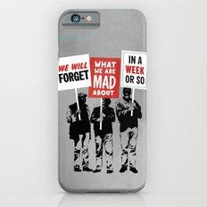 Semi-Protesting Slim Case iPhone 6s