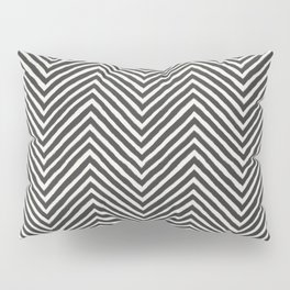 chevron painted Pillow Sham