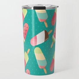 Ice cream 010 Travel Mug