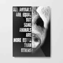 Animal Farm Metal Print