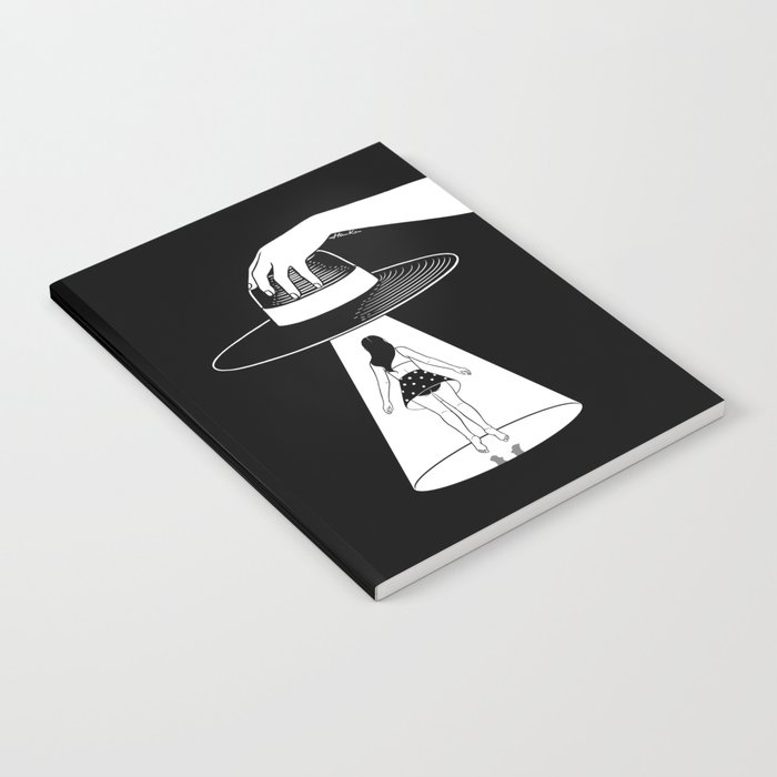 Take Me Away Notebook