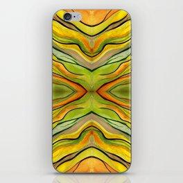 Flared Fern iPhone Skin