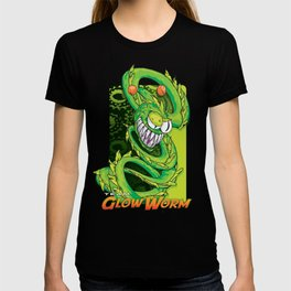 Team Glow Worm T-shirt