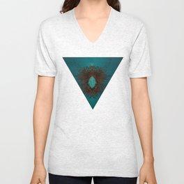 triangleface Unisex V-Neck