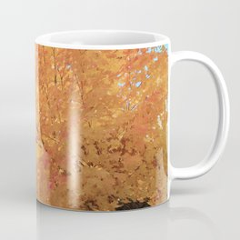 Autumn Explosion Coffee Mug
