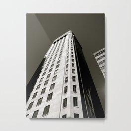 Foshay Tower Metal Print