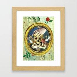 """""""Ars longa, Vita brevis"""" Framed Art Print"""