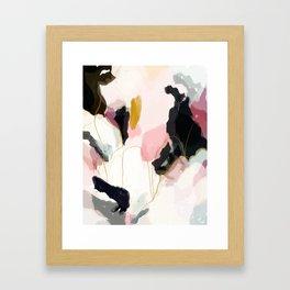 homecoming Framed Art Print