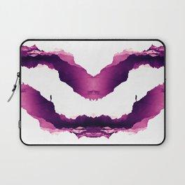 Purple Isolation Laptop Sleeve