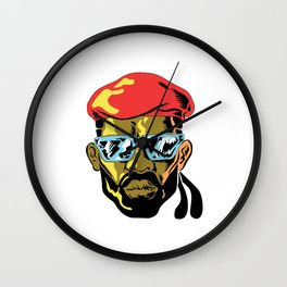 Major Lazer Vector Design Wall Clock