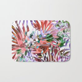 The mystery of the tropics Bath Mat