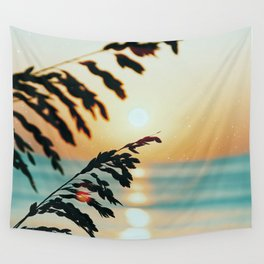 OBX sunrise Wall Tapestry