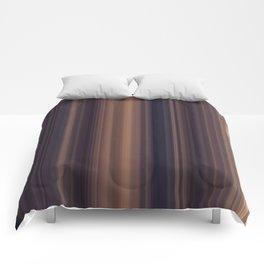 Gradient Lines #1 Comforters