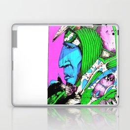 HOMAGE TO MOEBIUS Laptop & iPad Skin