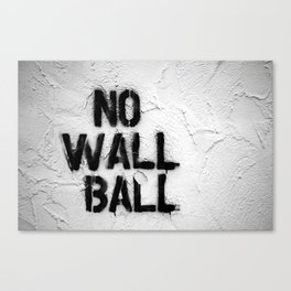 The Worst Little League Concession Stand  Canvas Print
