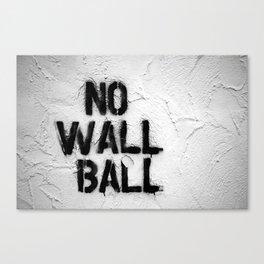 The Worst Little League Concession Stand  Canvas Print