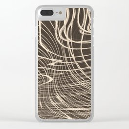 Strung In Clear iPhone Case