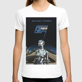 Skynet Rises T-shirt